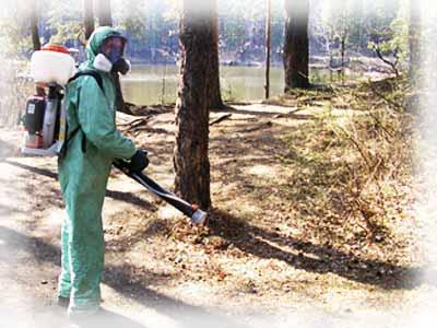 Правила техники безопасности при работе с химическими препаратами.