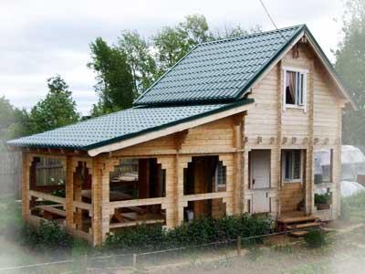 Как построить жилой дом (часть 1) ?