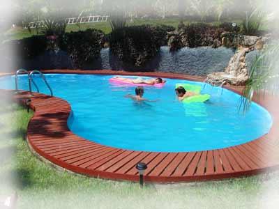 Плавательные бассейны