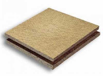 ДВП - древесно-волокнистая плита