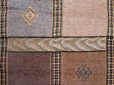 Мебельные ткани и обивочные материалы: шенилл, велюр, флок и микрофибра
